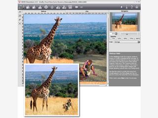 Plugin für Erstellung von Fotocollagen, bzw. dem Einfügen von Gegenständen