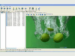Erstellt verschlüsselte Container mit Bildern und anderen Dateien.