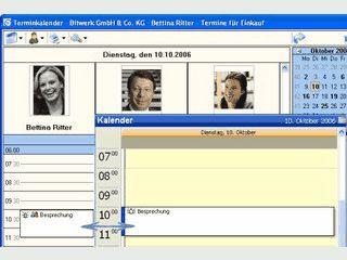 Ermöglicht die Synchronisation vom Bitwerk Terminkalender und MS Outlook.