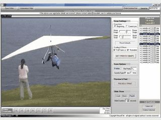 Extrahiert Einzelbilder aus MPEG und AVI Videos.