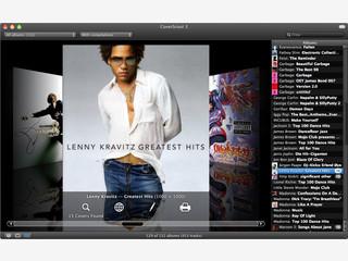 Mit CoverScout werden alle Ihre iTunes Alben mit Cover versehen.