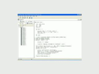Gentee ist eine Programmiersprache mit ca. 400 Funktionen.