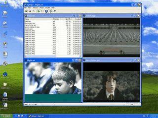 Player für Audio- und Videodateien.