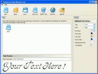 Jeden beliebigen Font auf Ihrer Webseite einsetzen.