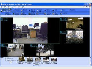 Professionelle Software für die Videoüberwachung.