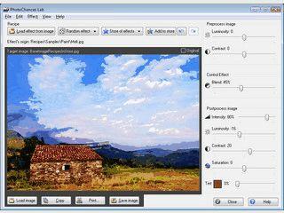 Sehr interessantes Tool bestehend aus Screensaver, Slideshow-Player und mehr.