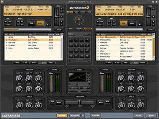 Doppelplayer für digitales Mixing. Auch für automatische Beschallung geeignet.