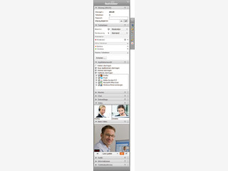 Fernwartung und Präsentation ohne Installation beim Admin oder Client.