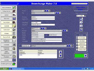 Software zur Anfertigung von professionellen Bewerbungen.