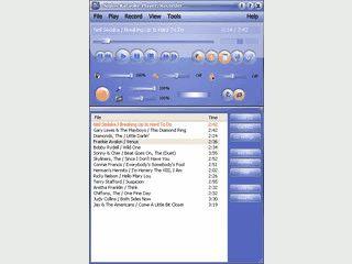 Player und Recorder für MP3+G und MIDI Karaoke Dateien sowie CD+G Discs