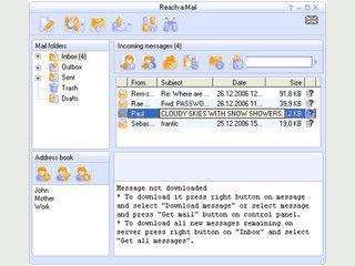 Email-Client der ohne Installation, z.B. von USB-Sticks gestartet werden kann.
