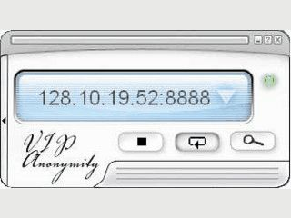 Einfaches Tool zum anonymen Surfen via Proxyserver.
