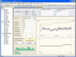 Software zur Analyse von Daten aus beliebigen Quellen.