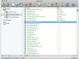 Software zum Versand von Serien-Emails mit dem Mac.