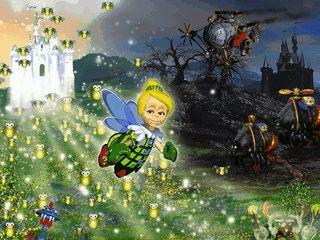Fliegen Sie durch eine lebendige Welt voller Magie und phantastischer Kreaturen