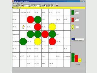 FLIPFLOP ist ein Spiel ähnlich Reversi, mit zusätzlichen Möglichkeiten.