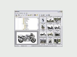 Schneller und mit zahlreichen Zusatzfunktionen ausgestatteter Bildbetrachter.
