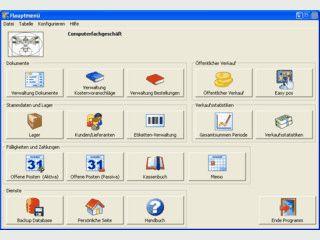 Kaufmännische Software für Firmen.