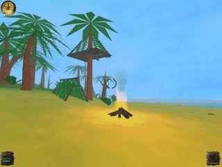 3D Adventure in dem Sie auf einer Insel stranden und überleben müssen.