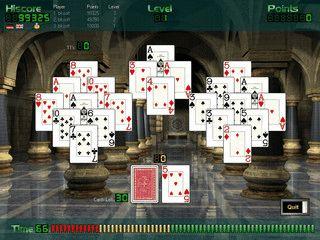 Das Kartenspiel Eleven ist eine interessante Patience-Variante.