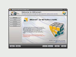 Konvertierung zwischen MySQL und MS FoxPro Datenbanken