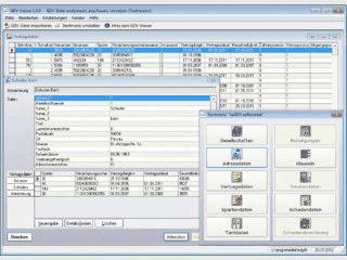 Software für die Versicherungsbranche um GDV-Dateien in MS Access einzulesen