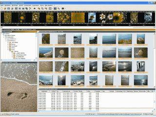 Erstellung von Multimedia-Präsentationen aus Bildern und Sound-Dateien.