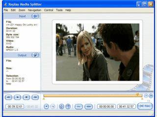 Einfacher Editor zum schneiden von Audio- und Video-Dateien.
