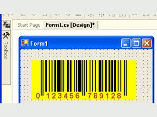 Add quality barcode functionality to an app written in any .NET environment
