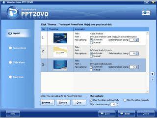 MS Powerpoint Präsentationen in MPEG konvertieren und auf DVD speichern