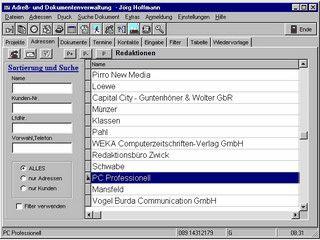 Ein Bürosystem welches Ihnen hilft die Datenflut im Büro zu ordnen