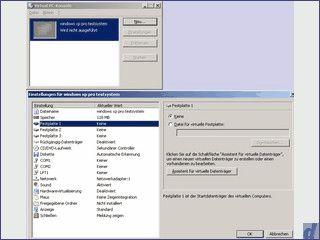 Virtualisierungssoftware zur Simulation von x86-Betriebssystemen