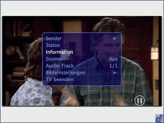 Vollständige Multimedia-Center Software für Mac OS.