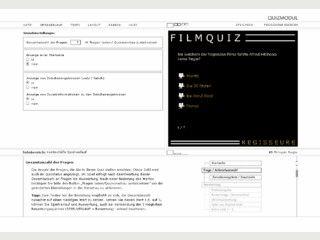 Ermöglicht die Erstellung eines Online-Quiz für Ihre Homepage.