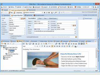 CRM-Plus 18 - Das moderne CRM-Komplettsystem für den Mittelstand!