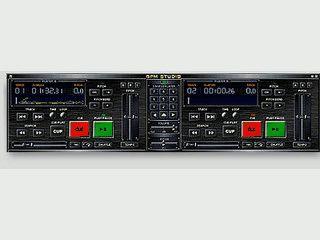 Sehr guter Doppel MP3 Player mit allem was das DJ Herz erwartet.