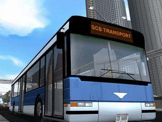 Recht gut gelungene Simulation in der Sie sich als Busfahrer bemühen.