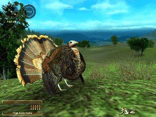 Virtuelle Jagd-Simulation mit realistischer Grafik.