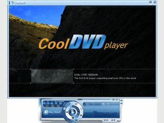 Ein Videoplayer für DVDs und andere Videoformate.