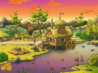 Gourdville cartoon screensaver kostenlos downloaden for Einfacher 3d raumplaner kostenlos