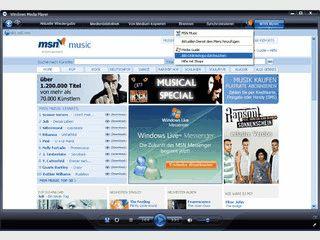Medienzentrale und Player für alle digitalen Formate wie Audio und Videos
