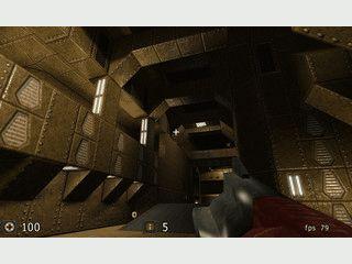 Gelungener 3D Shooter der an Cube 2 angelehnt ist.