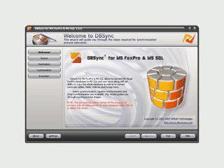 Konvertierung von My SQL und Microsoft FoxPro Datenbanken.