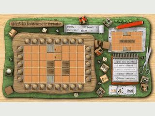 Anspruchsvolles Schiebepuzzle mit 9 Schwierigkeitsgraden.