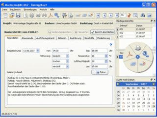 bautagebuch software