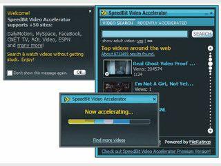 Beschleunigt den Download, bzw. Stream von Videos.