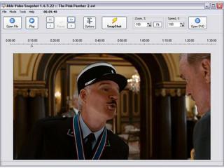 Einzelbilder aus Videodateien speichern.