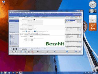 Software zur Erfassung aller Eingangsrechnungen.
