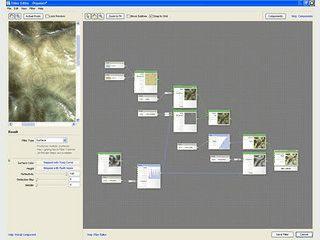 Software mit der Filter für Adobe Photshop erstellt werden können.