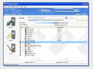 Sicherung und Wiederherstellung aller Daten und Einstellungen für Nokia Handys.